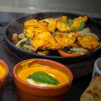 Chicken tikka by Best and hygenic Indian Takeaway in Edinburgh