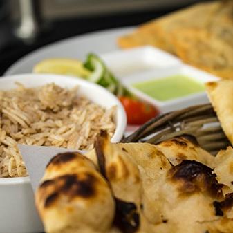 Indian Bread takeaway in edinburgh