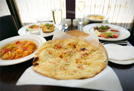 The best fine dining Indian Restaurant in Comely Bank Edinburgh