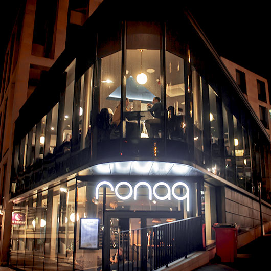 Indian Restaurant Ronaq NEW WAVERLEY Street-view