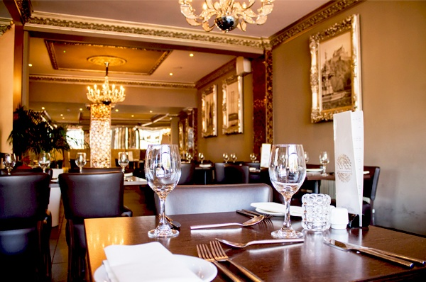 best find dining indian restaurant in edinburhg Comely Bank
