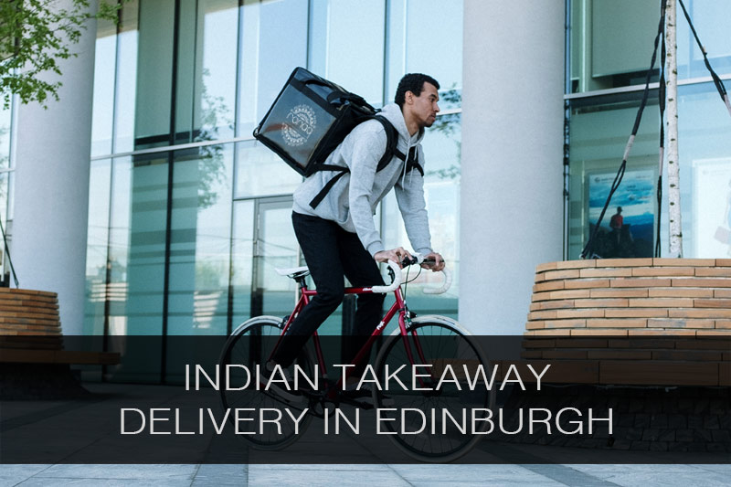Indian- akeaway-Delivery n Edinburgh, Photo by cottonbro from Pexels