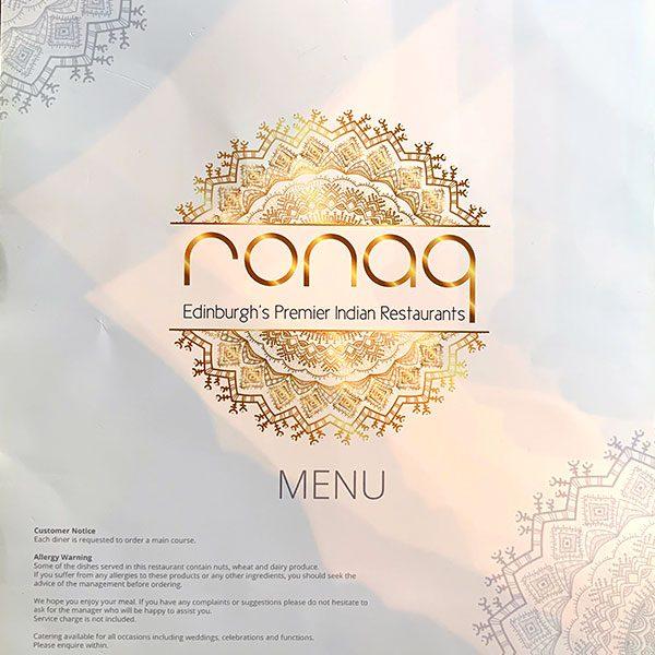 Ronaq-Indian-Restaurant-Menu-Cover